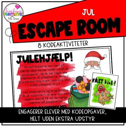 Escape room jul