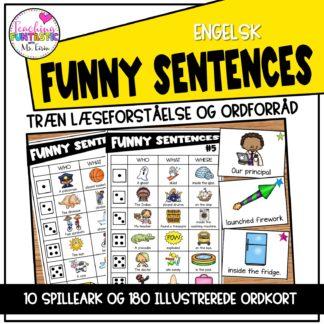 Sætninger engelsk